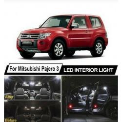 Ampoules leds Interieur Mitsubishi Pagero 3