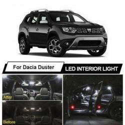 Ampoules leds Interieur Dacia Duster 2
