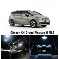 Ampoules leds Interieur Citroën C4 Grand Picasso II