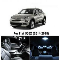 Ampoules leds Interieur Fiat 500X