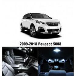 Ampoules leds Interieur Peugeot 5008