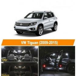 Ampoules leds Interieur VW Tiguan