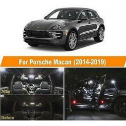 Ampoules leds Interieur Porsche Macan