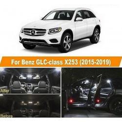 Ampoules leds Interieur Mercedes Benz GLC