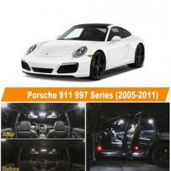 Ampoules leds Interieur Porsche 911 997