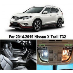Ampoules leds Interieur Nissan X Trail T32