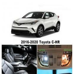 Ampoules leds Interieur Toyota CHR C-HR