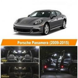 Ampoules leds Interieur Porsche Panamera