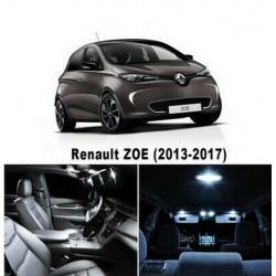 Ampoules leds Interieur Renault Zoe