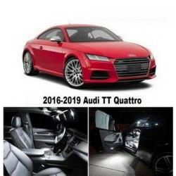 Ampoules leds Interieur Audi TT Quattro