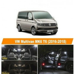 ampoules leds Interieur VW Multivan T6