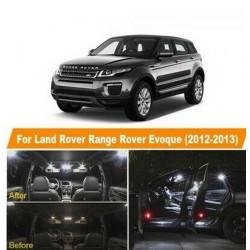 ampoules leds Interieur Range Rover Evoque