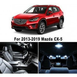 ampoules leds Interieur Mazda CX-5 Phase 1