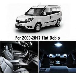 ampoules leds Interieur Fiat Doblo
