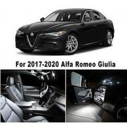 ampoules leds Interieur Alfa Romeo Giulia