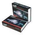 Kit Xenon XPU HB3 9005 35W Slim 6000K + Paire de Leds Offerte