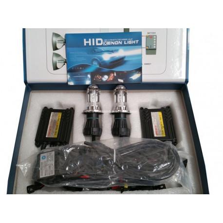 Bi-xénon H4 10000K 35W Slim