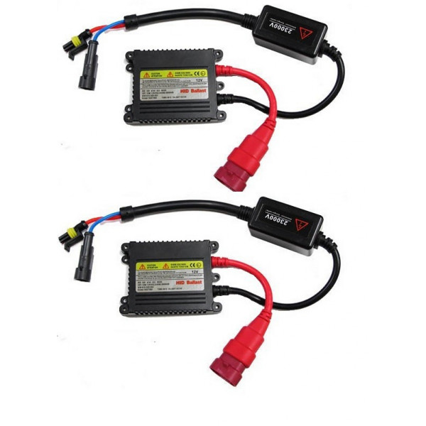 Paire Slim Ballasts 35w 12V AC