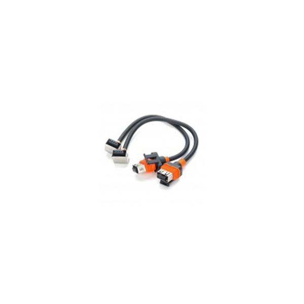 Paire de câbles Adaptateur D1S