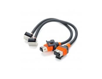 2 câbles branchement pour ampoule D1S