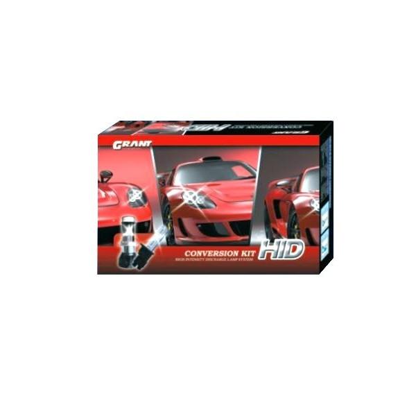 Kit XPU H1 6000K 55W Slim ODB + Paire de Leds Offerte