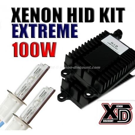 Kit xénon 100W F100