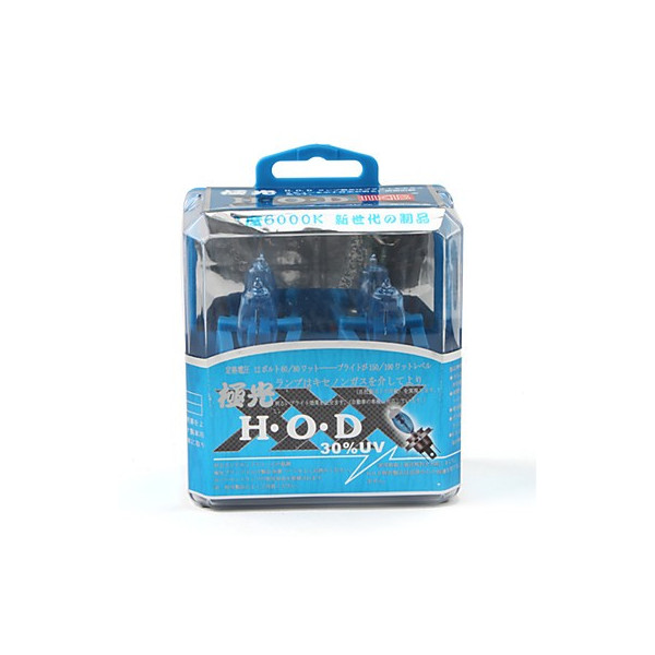 Pack Ampoules H4 HOD + Leds Offerte