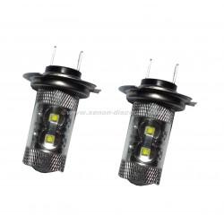 ampoule Cree H7 50W
