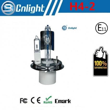 2X Ampoules xénon H4-2 35w ©Arc Ball Shape