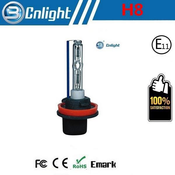 2X Ampoules xénon H8 35w ©Arc Ball Shape