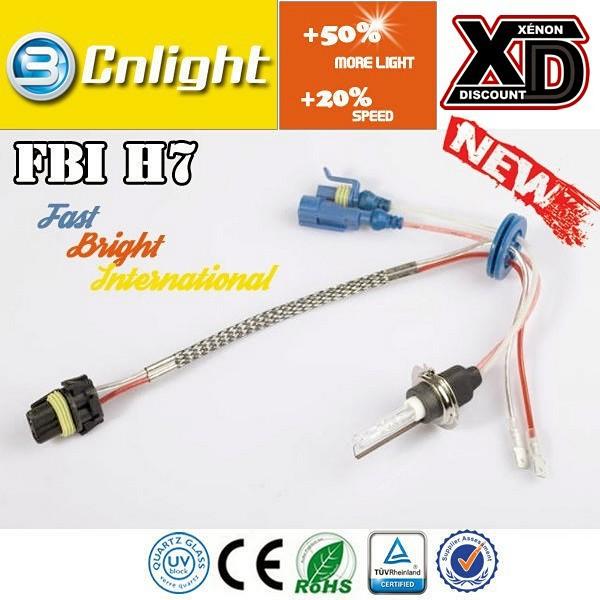 Nouvelle Ampoules FBI H7 35w Cnlight Ball Shap V2