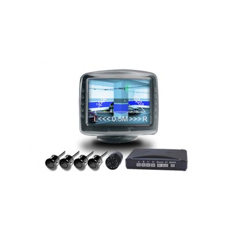 Kit Parking Camera System 12V