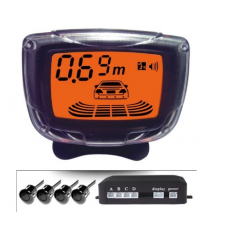Kit Parking Ecran LCD 12V