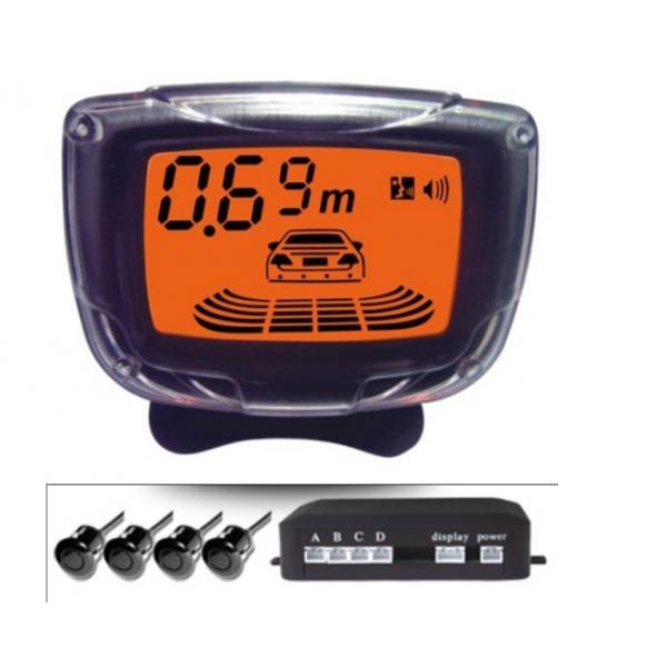 Kit Caméra Parking Ecran LCD 12V
