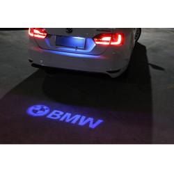 Lumière de Coffre Logo BMW Lumineux