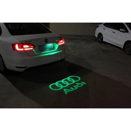 Lumière de Coffre Logo AUDI Lumineux