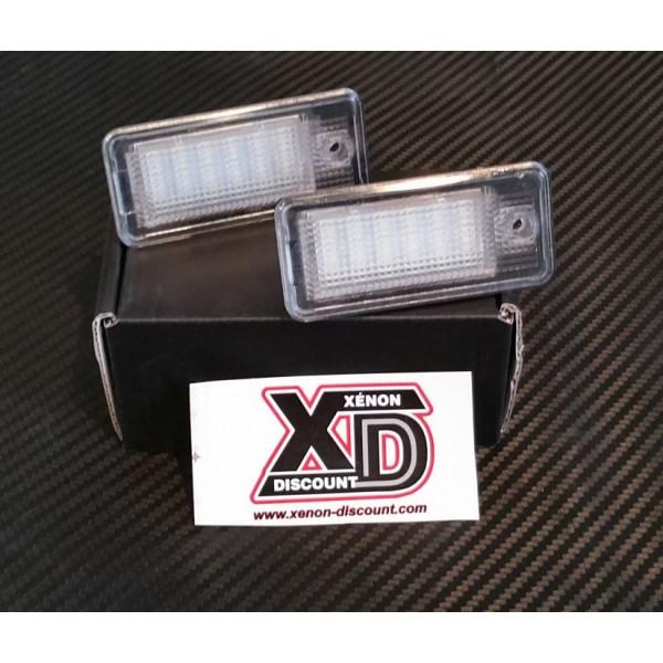 2X Modules à LED AUDI A3 8P Facelift - Audi A4 B7- Audi A6 C6 Facelift - Audi A8 - Audi Q7