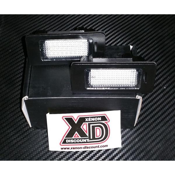 2X Modules BMW à LED SERIE 1 : E81 E82 E87 E88 - SERIE 3: E90 E91 E92 E93 - SERIE 5 : E39 E60 E61 F10