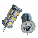 Ampoule LED HP24 SMD Feux de Jour 6000K