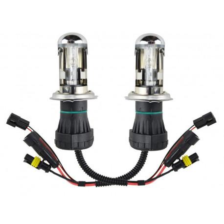 2x Ampoules standard Bi-xénon H4 35W / 55W