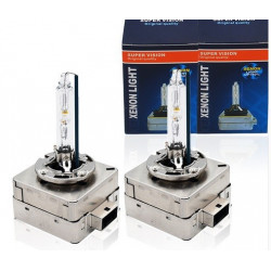 2X Ampoule xénon D1S 35W / 55W