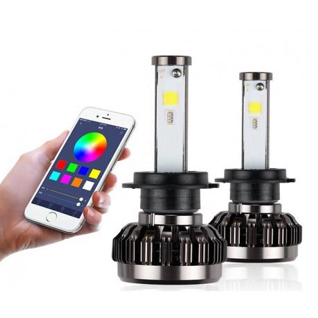 Kit Leds RGB - 12 COULEURS