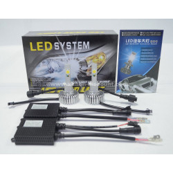 Headlight Pack Feux H1 20Watts