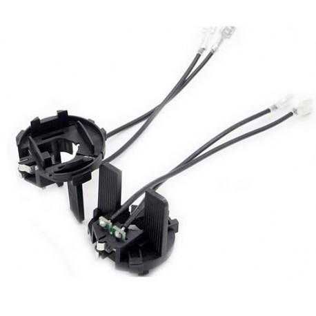 Adaptateurs ampoule H7 Tiguan/Golf 6 7/Scirocco/Sharan/Touran