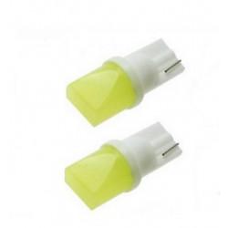 1X Ampoule T10 3D W5W COB