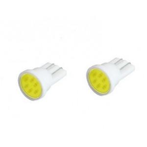 1X Ampoule T10 6 Leds W5W COB