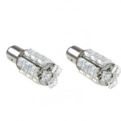 1X Ampoule FLUX 18 LEDS SMD - BA15S