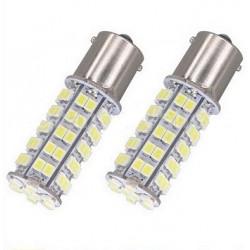 1X Ampoule 68 LEDS SMD - BA15S