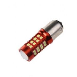 1X Ampoule 38 LEDS SMD Lentille - BA15S