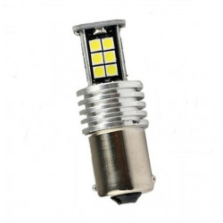1X Ampoule CANBUS 25 LED SMD - BA15S